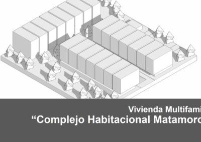 Complejo Habitacional Matamoros