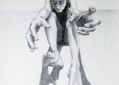 Estudio anatómico. Gamaliel Velázquez