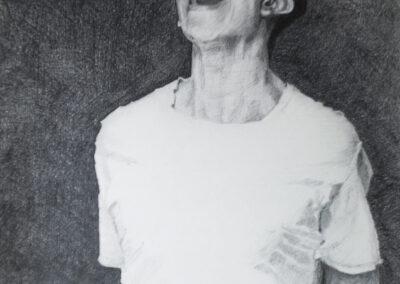 Autorretrato. Gamaliel Velázquez