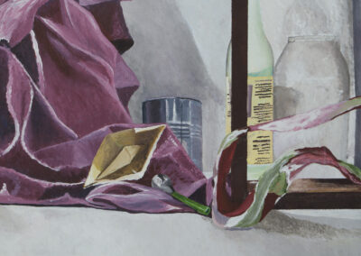 Bodegón (Pintura). Diana Sáuz