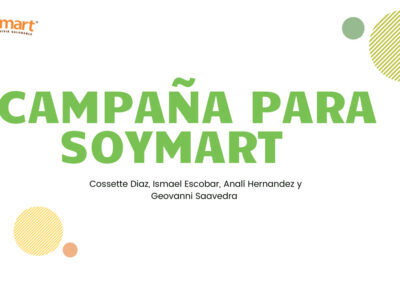 Campaña para Soymart