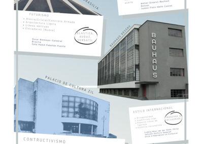 Infografías de la Historia de la Arquitectura