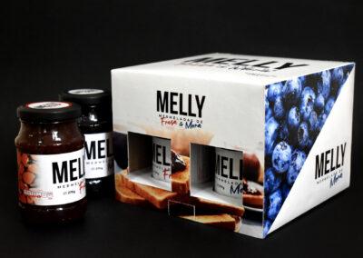 Mermeladas Melly
