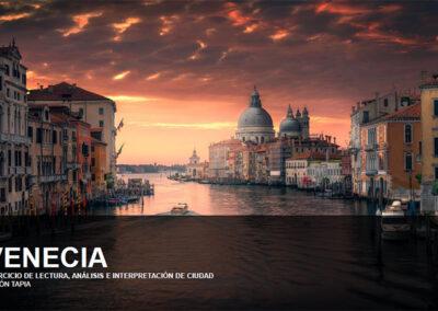 VENECIA_Lectura, Análisis, Interpretación y Propuesta de Intervención Urbana