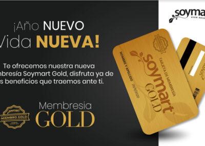 Propuesta de marketing: Membresía Gold