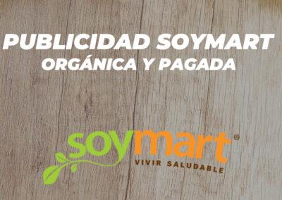 Publicidad Soymart: Orgánica y pagada