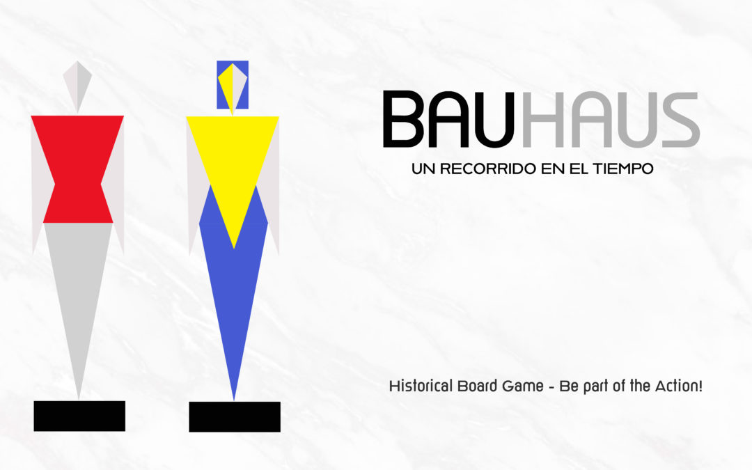 Bauhaus Game Board – Be part of the action!