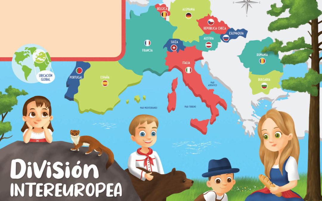 Mapa Misionero