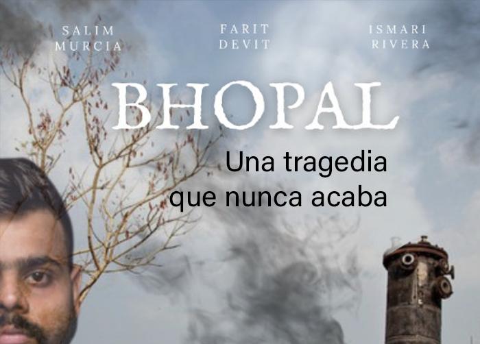Bhopal:una tragediaquenoacaba