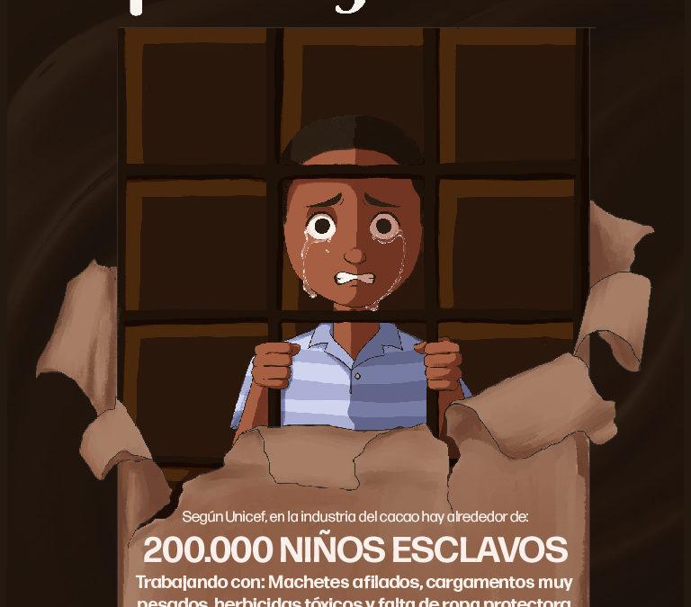 Serie de carteles de formativos e informativos